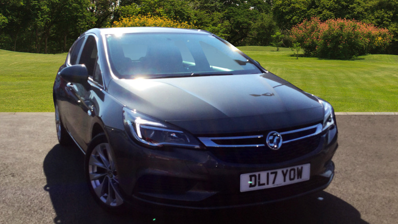 Buy Online Vauxhall Astra 1.4i 16V Design 5dr Petrol ...
