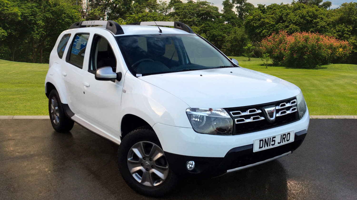 used dacia duster 1 5 dci 110 laureate 5dr diesel estate. Black Bedroom Furniture Sets. Home Design Ideas