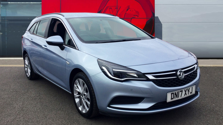 Used Vauxhall Astra 1.4i 16V Design 5dr Petrol Estate for ...