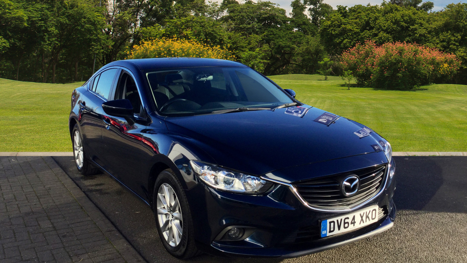used mazda 6 2 2d se nav 4dr diesel saloon for sale bristol street motors. Black Bedroom Furniture Sets. Home Design Ideas