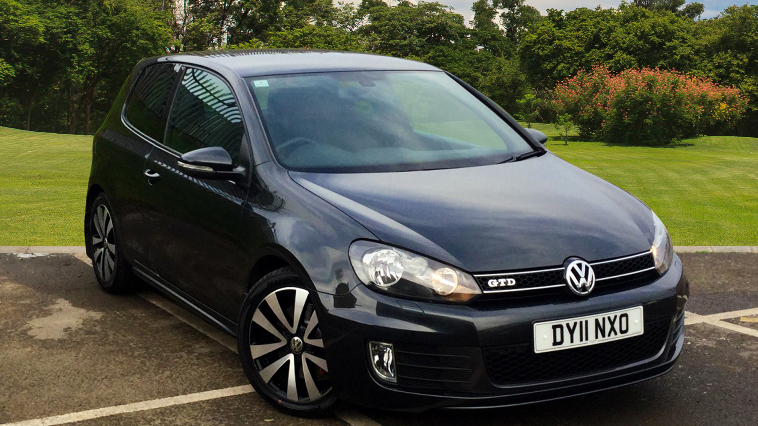 used volkswagen golf 2 0 tdi 170 gtd 3dr diesel hatchback for sale bristol street motors. Black Bedroom Furniture Sets. Home Design Ideas