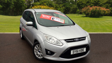 Ford Grand C Max >> Used Ford Grand C Max For Sale Bristol Street Motors