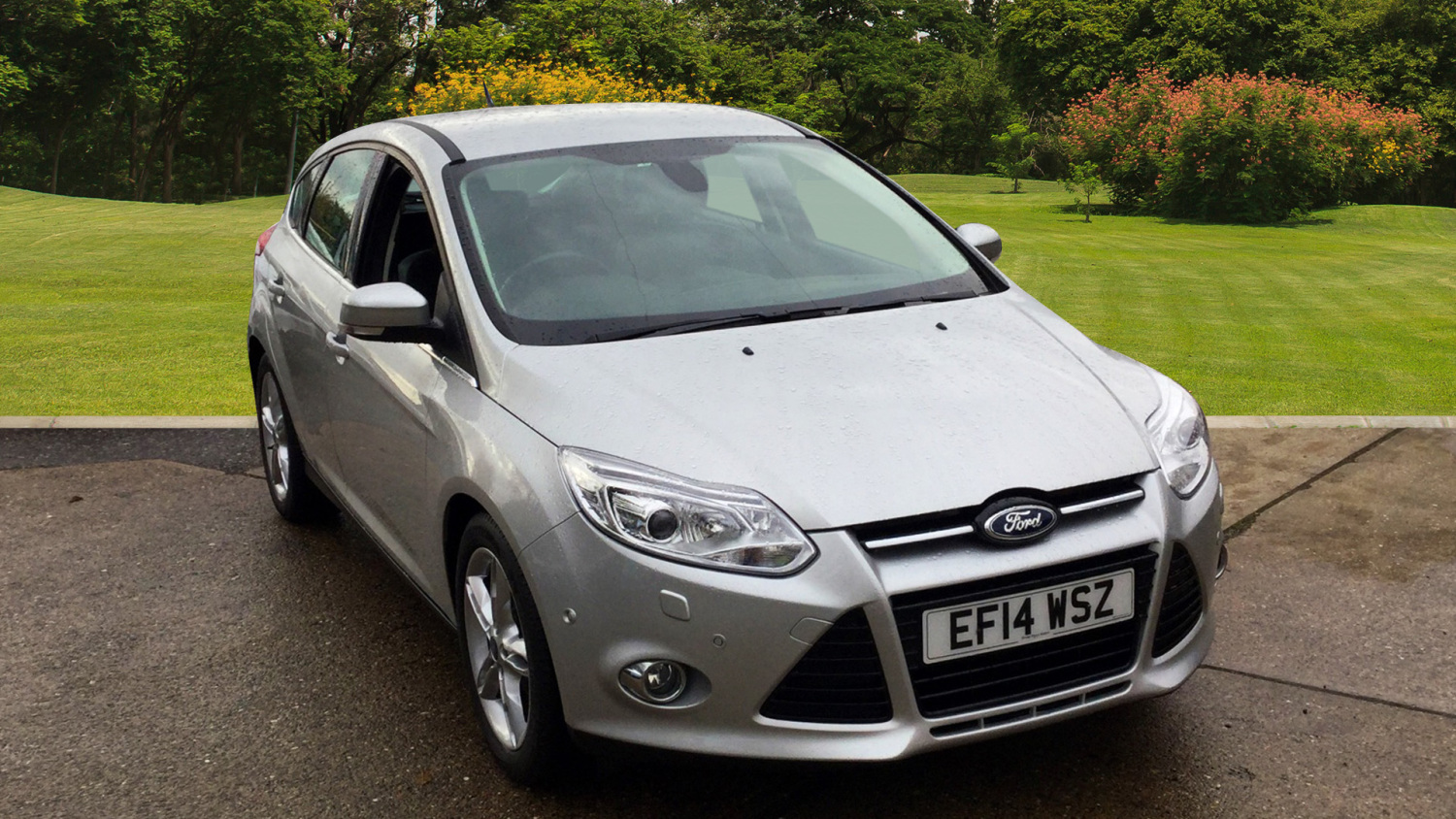 used ford focus 1 6 tdci 115 titanium x 5dr diesel hatchback for sale bristol street motors. Black Bedroom Furniture Sets. Home Design Ideas