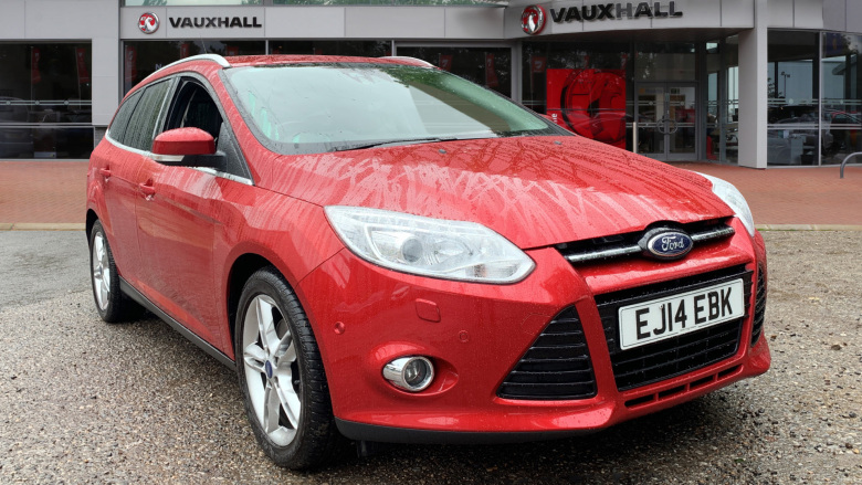Ford Focus 2.0 TDCi 163 Titanium X 5dr Diesel Estate