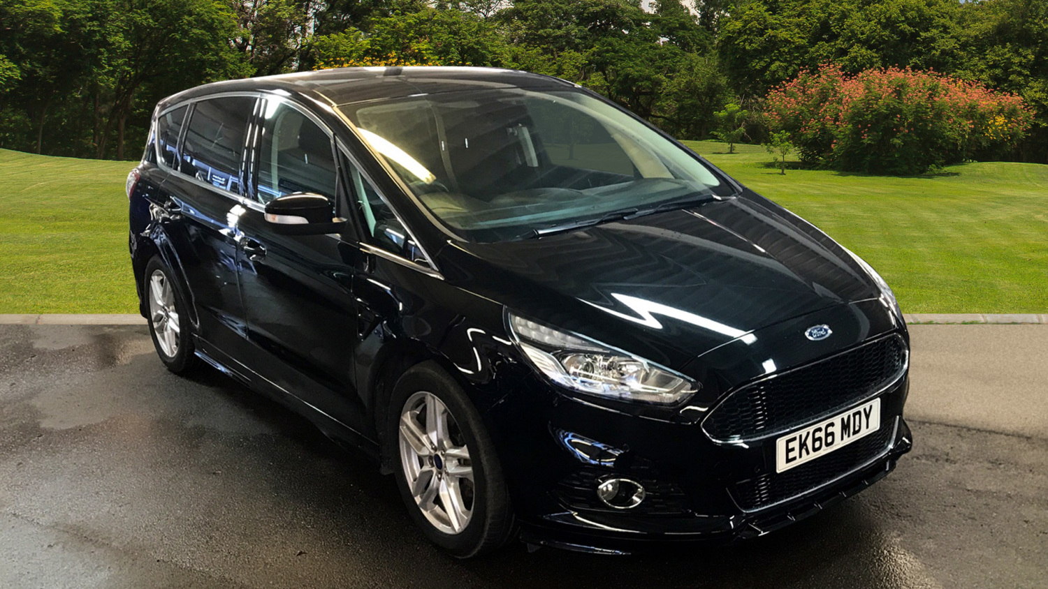 used ford s max 2 0 ecoboost titanium sport 5dr auto. Black Bedroom Furniture Sets. Home Design Ideas