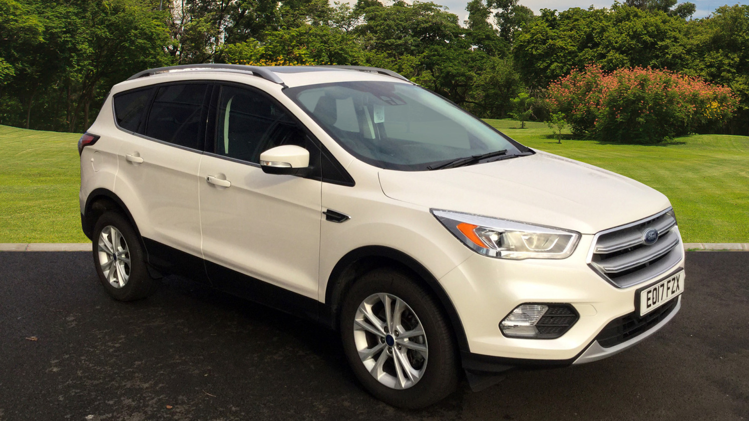 Used Ford Kuga 2 0 Tdci Titanium 5dr 2wd Diesel Estate For