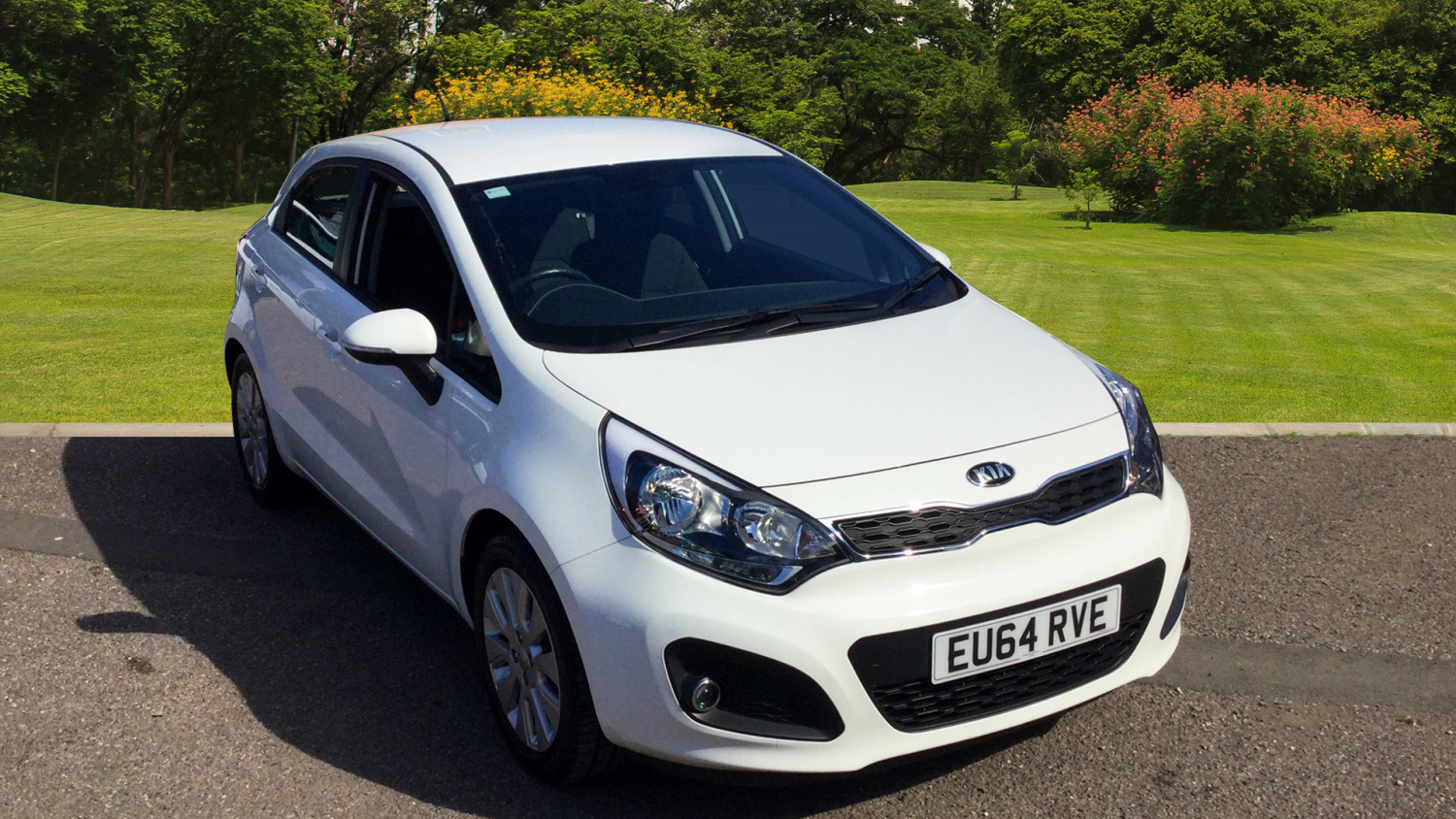 used kia rio 1 4 2 5dr auto petrol hatchback for sale bristol street motors. Black Bedroom Furniture Sets. Home Design Ideas