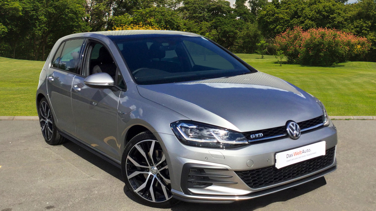 used volkswagen golf 2 0 tdi 184 gtd 5dr dsg diesel hatchback for sale bristol street motors. Black Bedroom Furniture Sets. Home Design Ideas