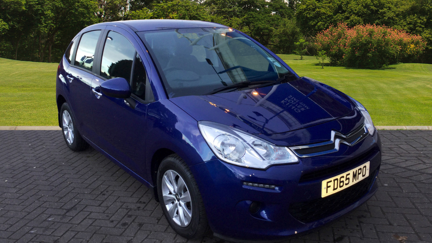 used citroen c3 1 2 puretech vtr 5dr petrol hatchback for. Black Bedroom Furniture Sets. Home Design Ideas