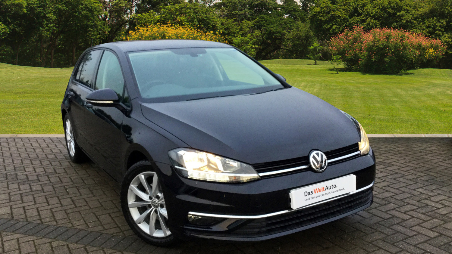 used volkswagen golf 1 5 tsi evo 150 gt 5dr petrol hatchback for sale bristol street motors. Black Bedroom Furniture Sets. Home Design Ideas