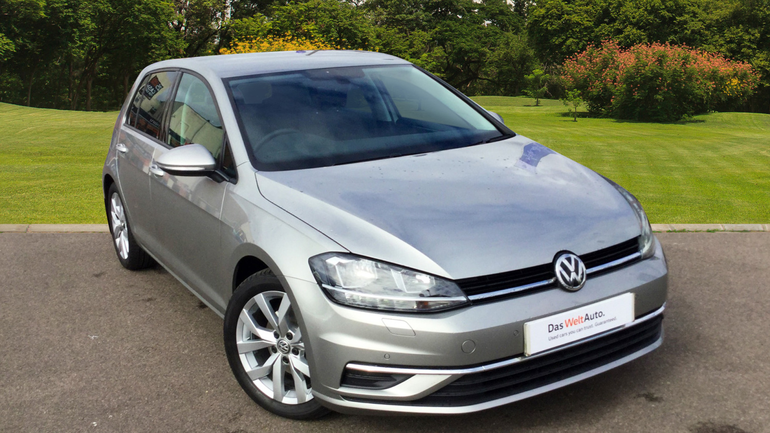 buy online volkswagen golf 1 4 tsi se nav 5dr dsg petrol hatchback for sale bristol street. Black Bedroom Furniture Sets. Home Design Ideas