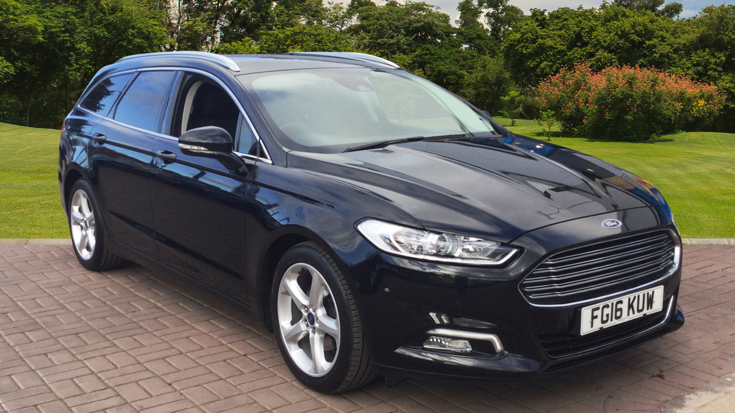 used ford mondeo 2 0 tdci 180 titanium 5dr diesel estate for sale bristol street motors. Black Bedroom Furniture Sets. Home Design Ideas