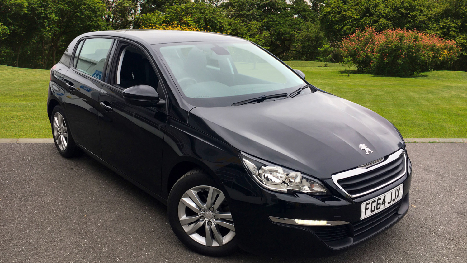 used peugeot 308 1 6 hdi 92 active 5dr diesel hatchback for sale bristol street motors. Black Bedroom Furniture Sets. Home Design Ideas