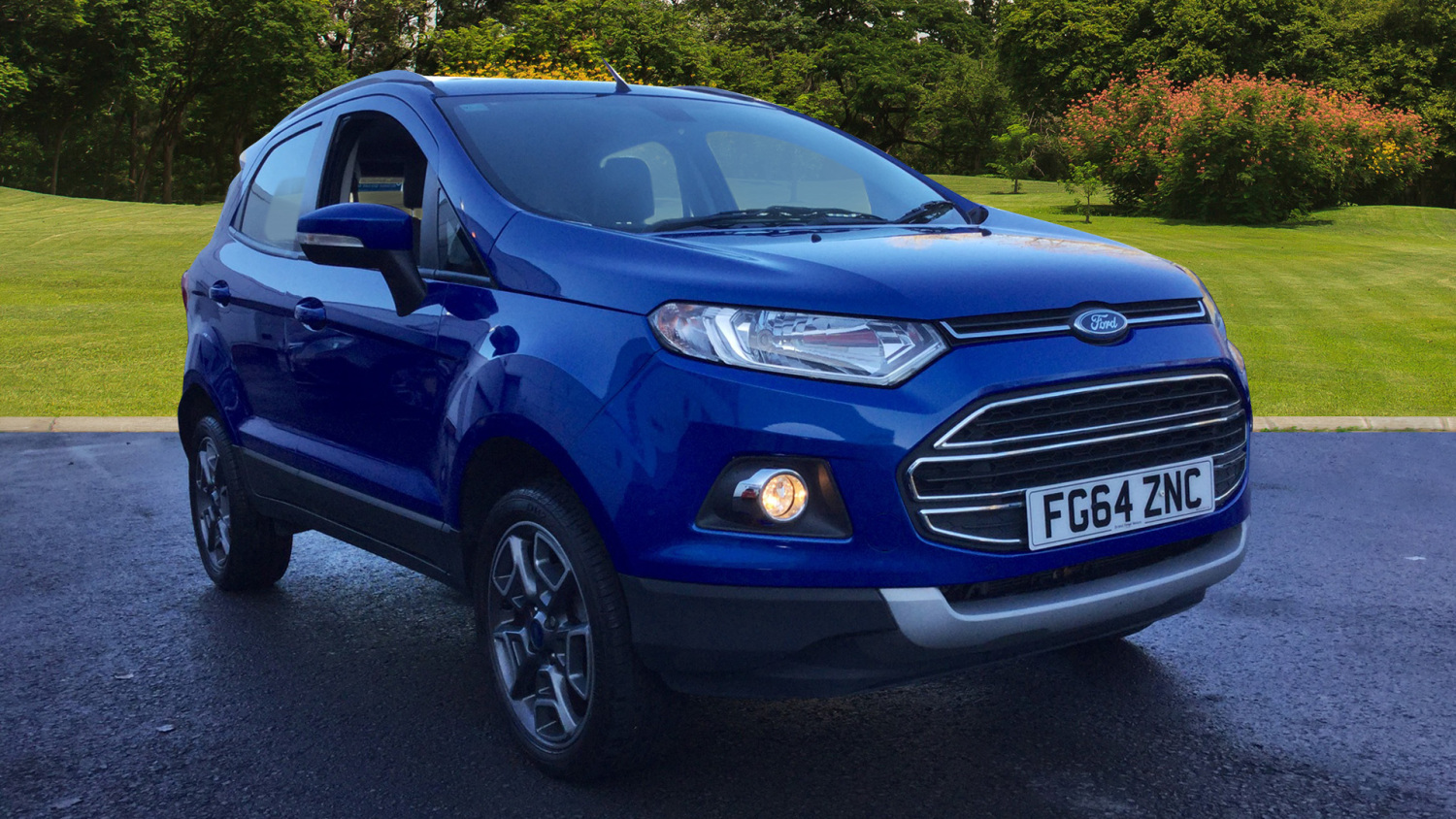 used ford ecosport 1 5 tdci titanium 5dr x pack diesel hatchback for sale bristol street motors. Black Bedroom Furniture Sets. Home Design Ideas