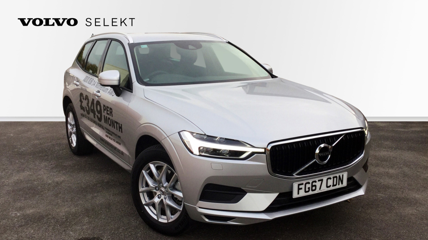 Used Volvo Xc60 2 0 D4 Momentum 5dr Awd Geartronic Diesel