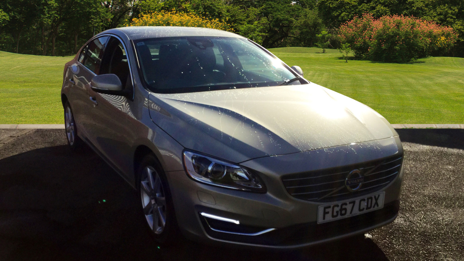 used volvo s60 d3 150 se lux nav 4dr geartronic diesel saloon for sale bristol street motors. Black Bedroom Furniture Sets. Home Design Ideas