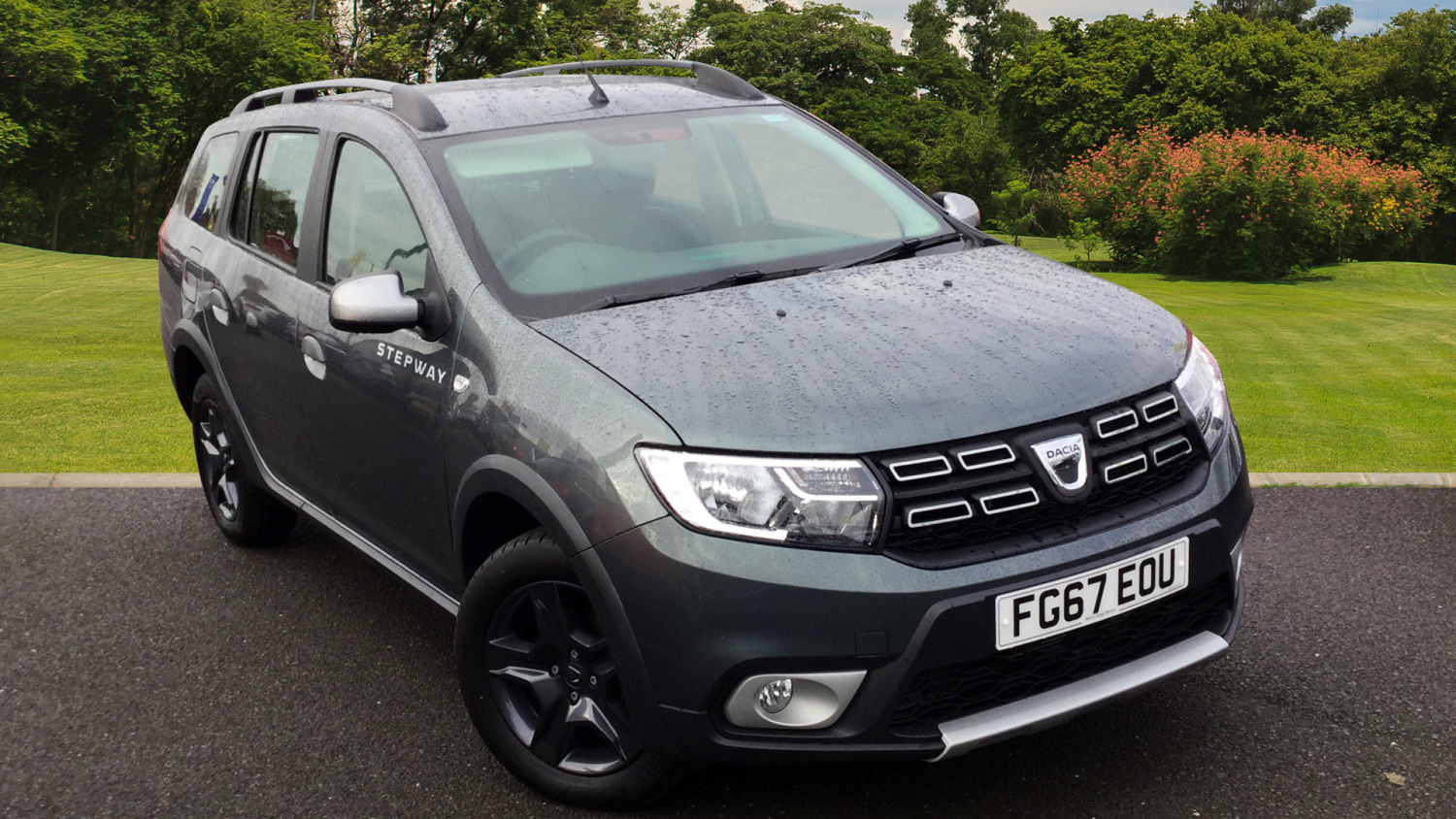 used dacia logan stepway 1 5 dci se summit 5dr diesel estate for sale bristol street motors. Black Bedroom Furniture Sets. Home Design Ideas