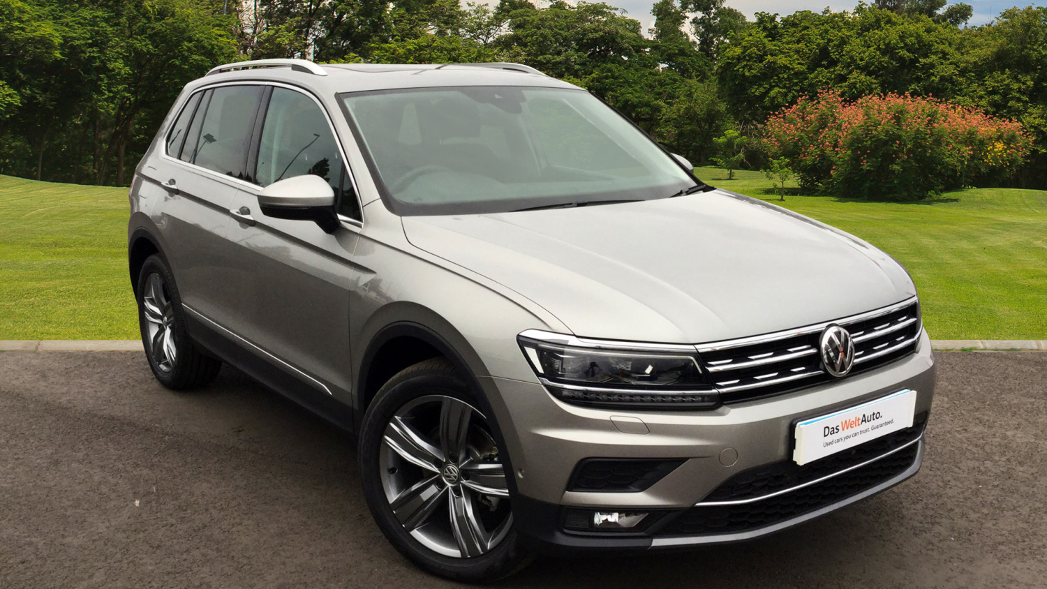 used volkswagen tiguan 2 0 tdi bmt 150 sel 5dr dsg diesel. Black Bedroom Furniture Sets. Home Design Ideas