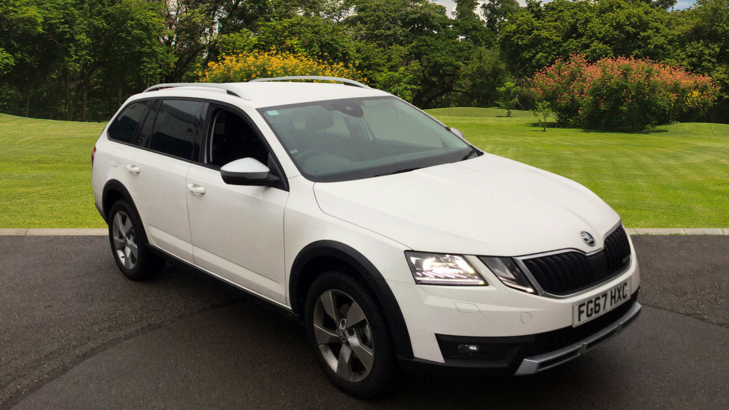 used skoda octavia 2 0 tdi cr scout 4x4 5dr diesel estate for sale bristol street motors. Black Bedroom Furniture Sets. Home Design Ideas