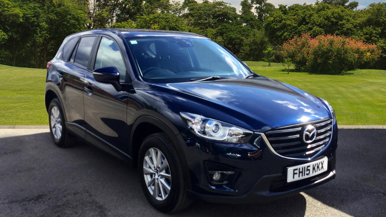 Used Mazda Cx 5 2 2d Se L Lux Nav 5dr Diesel Estate For Sale Bristol Street Motors