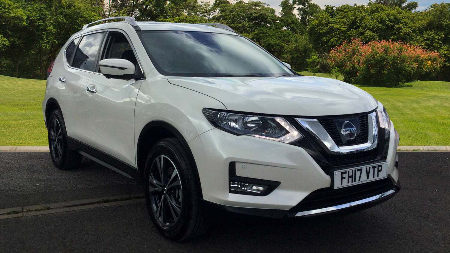 used nissan x trail 1 6 dci n connecta 5dr 4wd 7 seat diesel station wagon for sale bristol. Black Bedroom Furniture Sets. Home Design Ideas