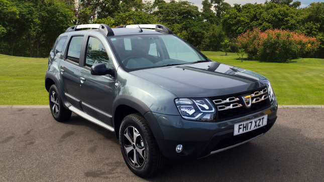used dacia duster 1 5 dci 110 se summit 5dr diesel estate. Black Bedroom Furniture Sets. Home Design Ideas