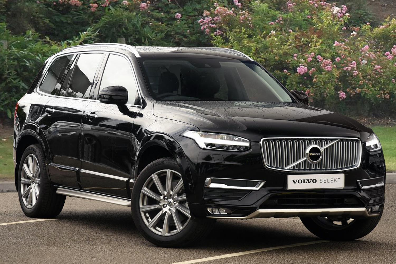 used volvo xc90 2 0 d5 powerpulse inscription 5dr awd. Black Bedroom Furniture Sets. Home Design Ideas