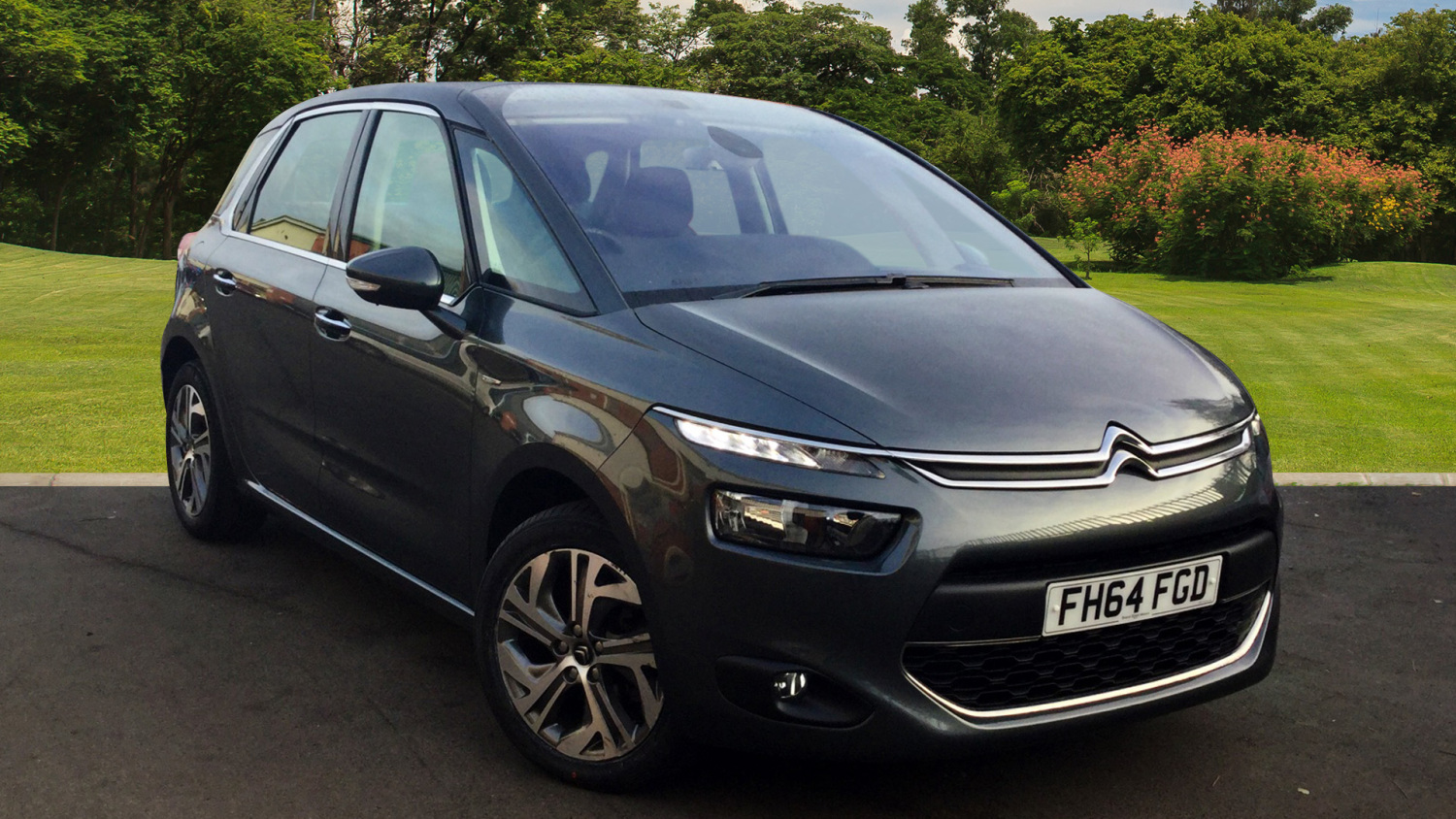 used citroen c4 picasso 1 6 e hdi 115 exclusive 5dr diesel estate for sale bristol street motors. Black Bedroom Furniture Sets. Home Design Ideas