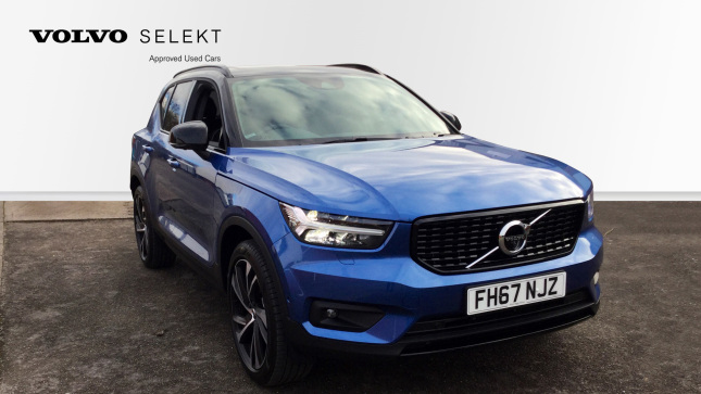 used volvo xc40 2 0 d4 190 first edition 5dr awd geartronic diesel estate for sale bristol. Black Bedroom Furniture Sets. Home Design Ideas