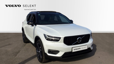 Volvo Xc40 2.0 D4 [190] R DESIGN Pro 5dr AWD Geartronic Diesel Estate