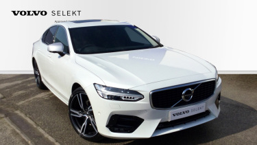 Volvo S90 2.0 D4 R DESIGN Pro 4dr Geartronic Diesel Saloon