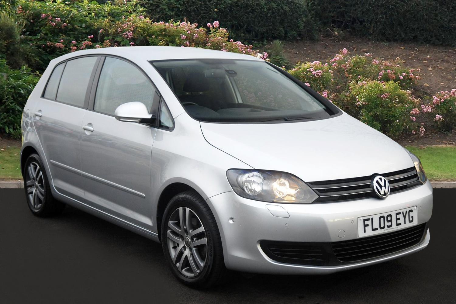 used volkswagen golf plus 2 0 tdi 110 se 5dr diesel hatchback for sale bristol street motors. Black Bedroom Furniture Sets. Home Design Ideas