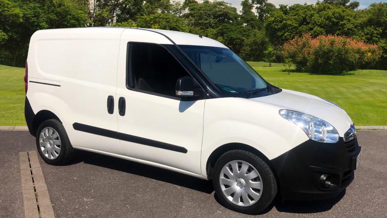 9f5f7d3c08 Used Vauxhall Combo L1 Diesel 2300 1.6 CDTI 16V 105ps H1 Crew Van ...