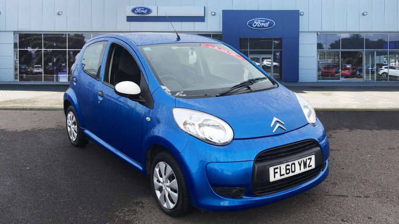 Citroen C1 1.0i Splash 5dr Petrol Hatchback