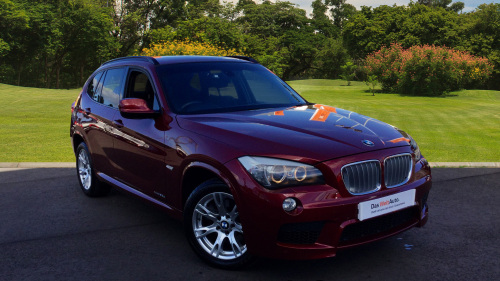 BMW X1 Xdrive 23D M Sport 5Dr Step Auto Diesel Estate