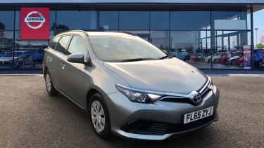 Toyota Auris 1.4 D-4D Active 5Dr Diesel Estate