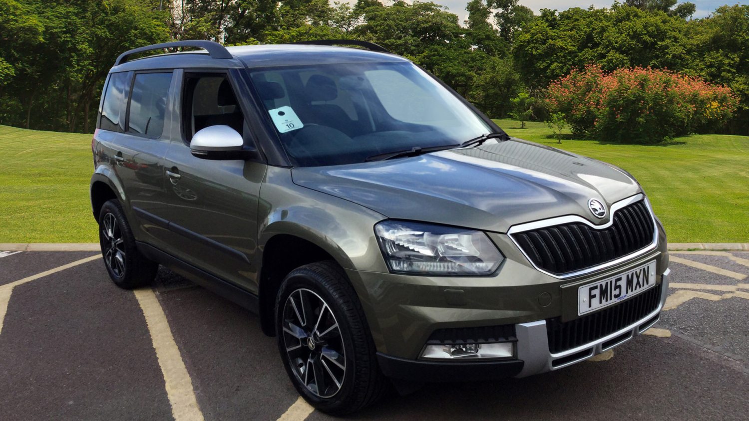 used skoda yeti outdoor 2 0 tdi cr se 4x4 5dr diesel. Black Bedroom Furniture Sets. Home Design Ideas