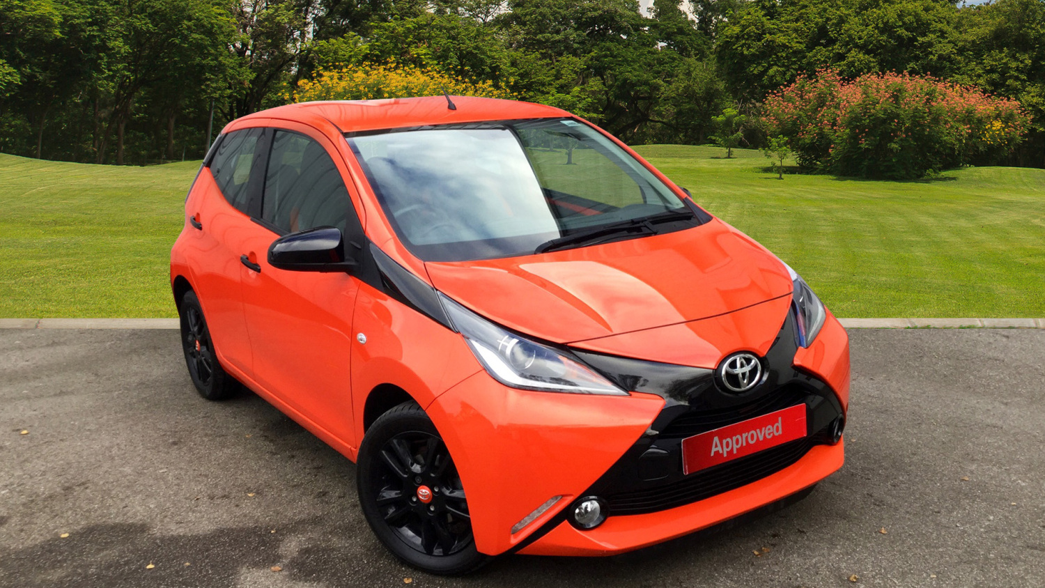 used toyota aygo 1 0 vvt i x cite 5dr petrol hatchback for sale bristol street motors. Black Bedroom Furniture Sets. Home Design Ideas