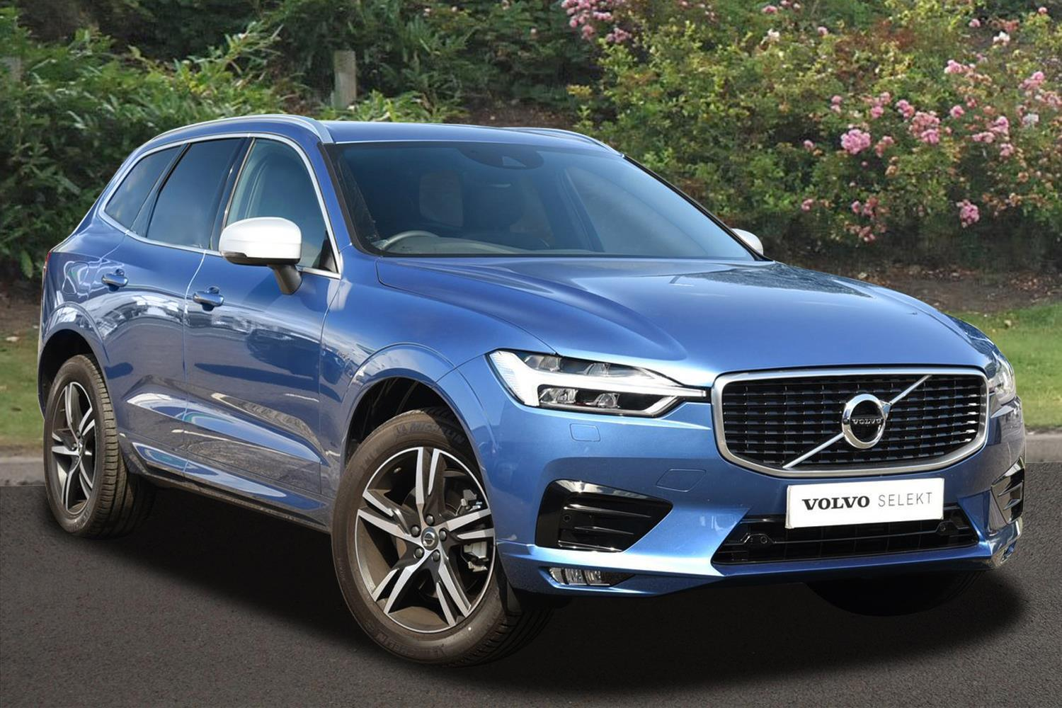 Used Volvo Xc60 2.0 D4 R Design 5Dr Awd Geartronic Diesel Estate for Sale | Bristol Street Motors