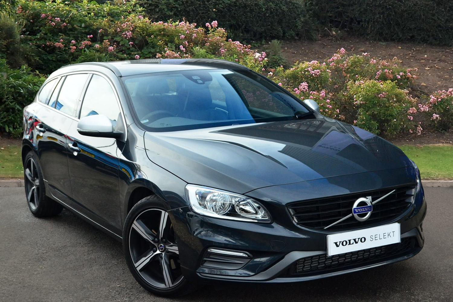 used volvo v60 d4 190 r design nav 5dr geartronic diesel estate for sale bristol street motors. Black Bedroom Furniture Sets. Home Design Ideas