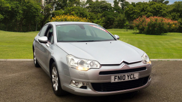 Citroen C5 2.0 Hdi 16V Exclusive [160] 4Dr Diesel Saloon