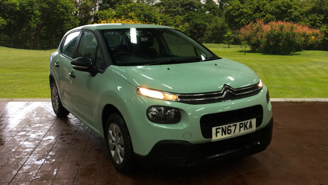 used citroen c3 1 2 puretech 82 touch 5dr petrol hatchback for sale bristol street motors. Black Bedroom Furniture Sets. Home Design Ideas