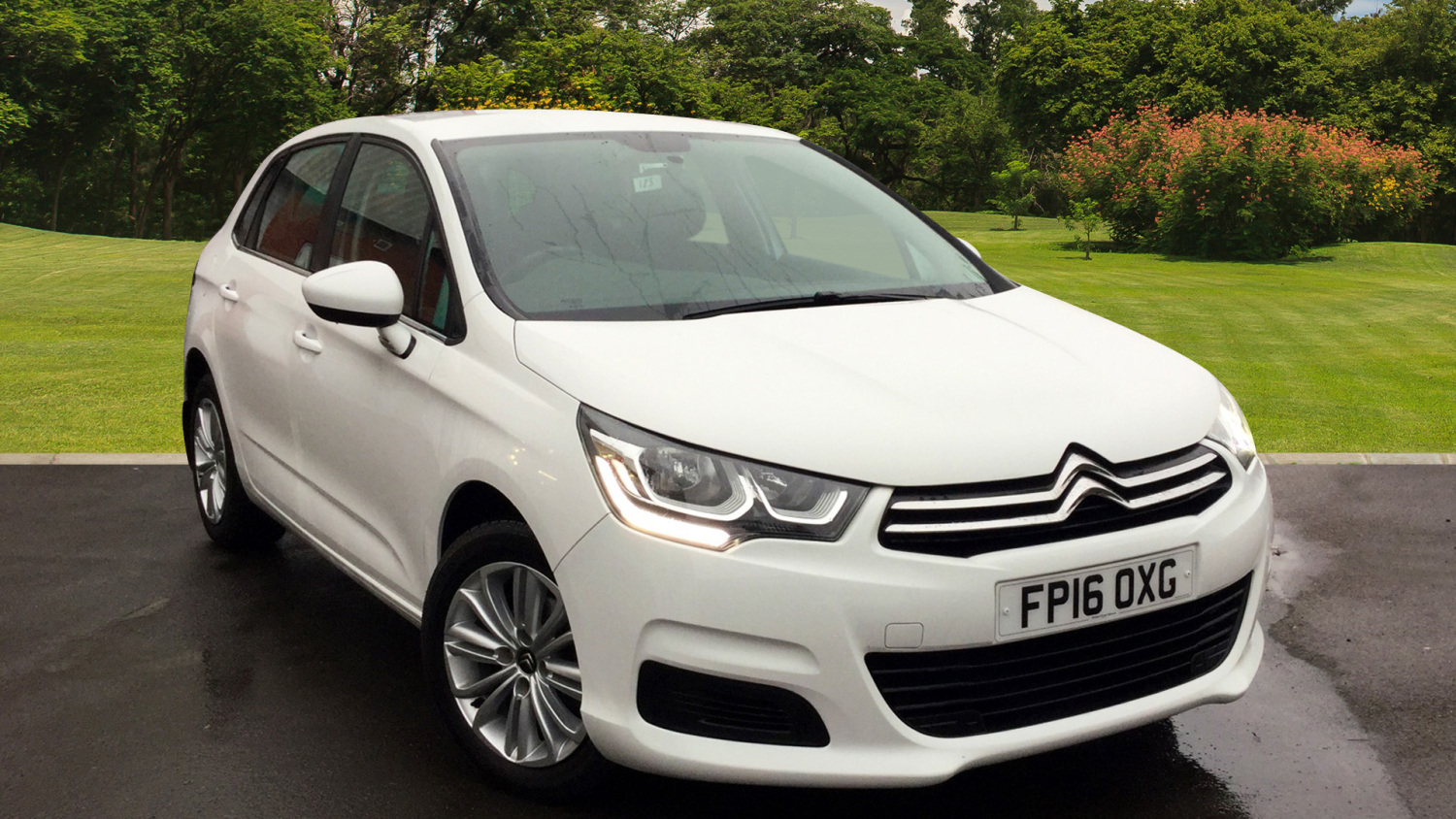 used citroen c4 1 6 bluehdi feel 5dr diesel hatchback for sale bristol street motors. Black Bedroom Furniture Sets. Home Design Ideas