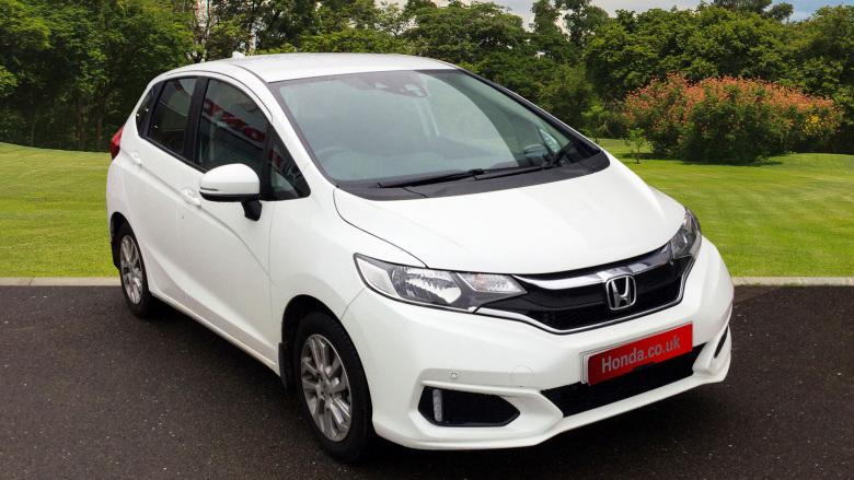 Used Honda Jazz 13 I Vtec Se 5dr Petrol Hatchback For Sale