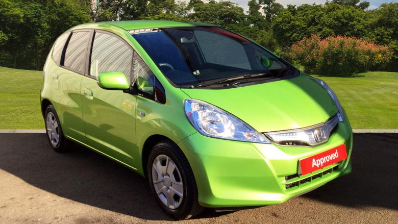 Buy Online Honda Jazz 13 Ima He Hybrid 5dr Cvt Hybrid Hatchback For