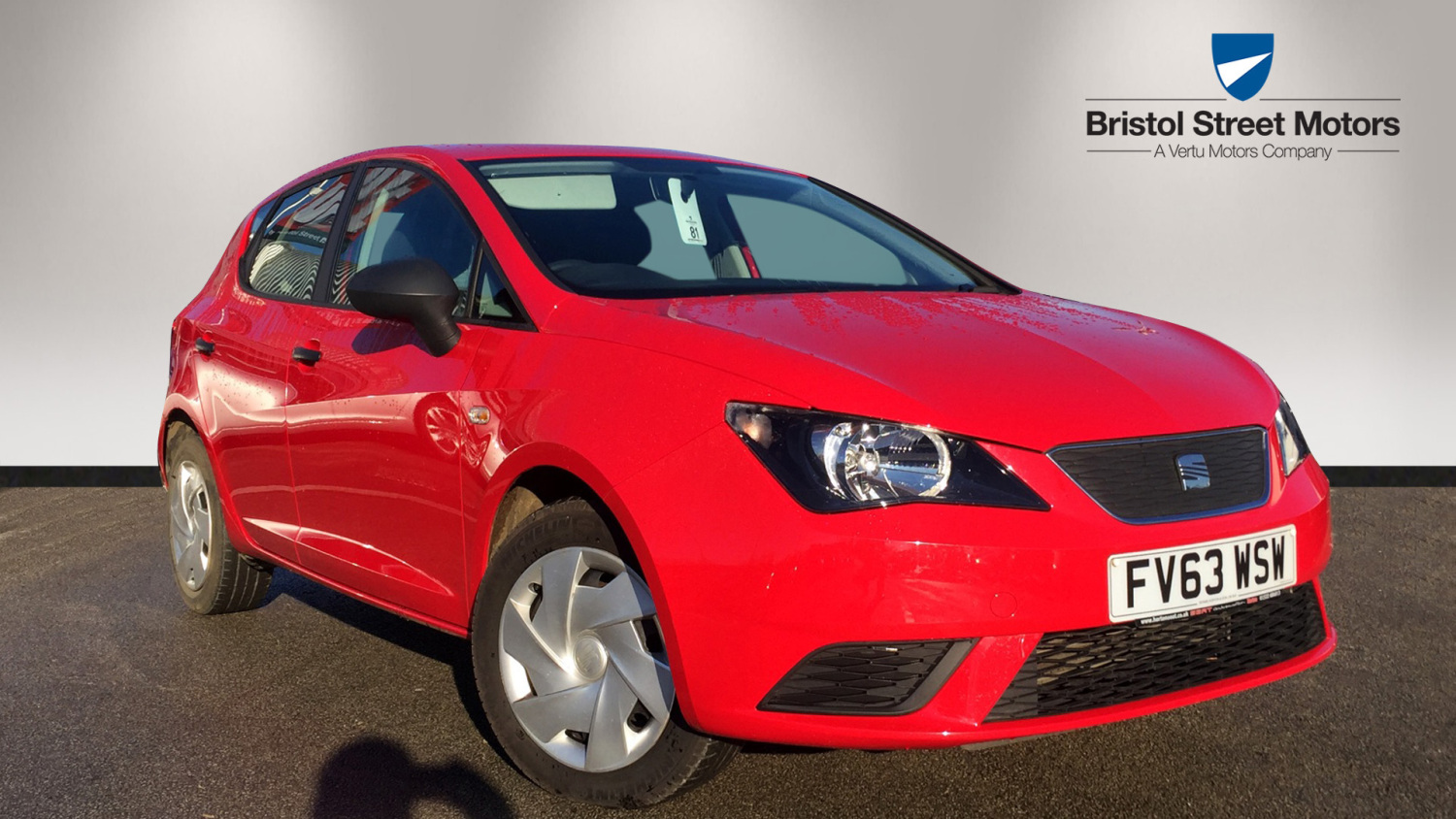 used seat ibiza 1 2 tdi cr ecomotive s 5dr ac diesel hatchback for sale bristol street motors. Black Bedroom Furniture Sets. Home Design Ideas