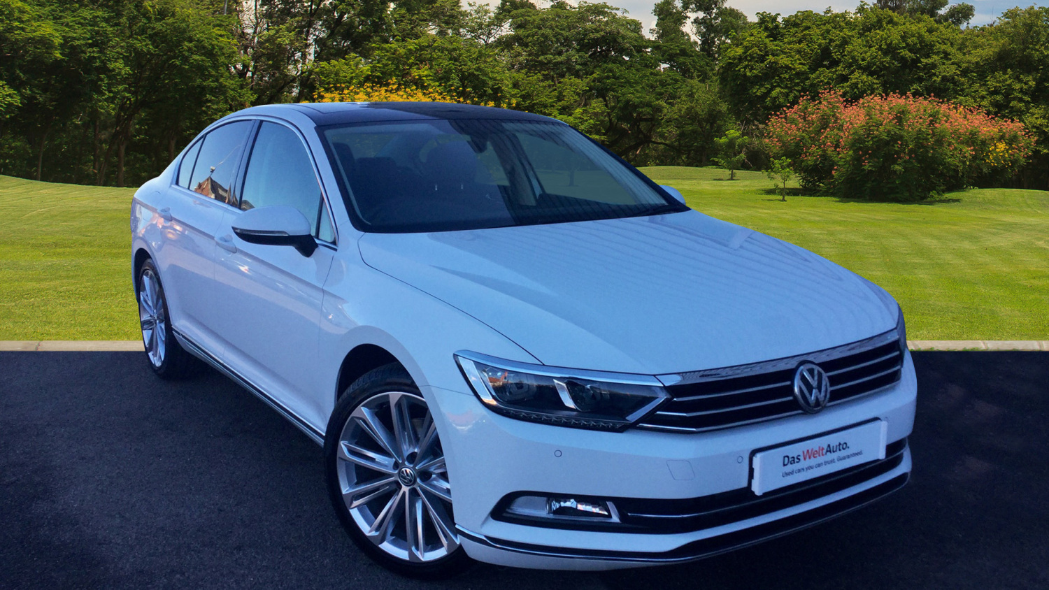 Used Volkswagen Passat 2.0 Tdi Gt 4Dr Dsg [panoramic Roof] [7 Speed] Diesel Saloon for Sale ...