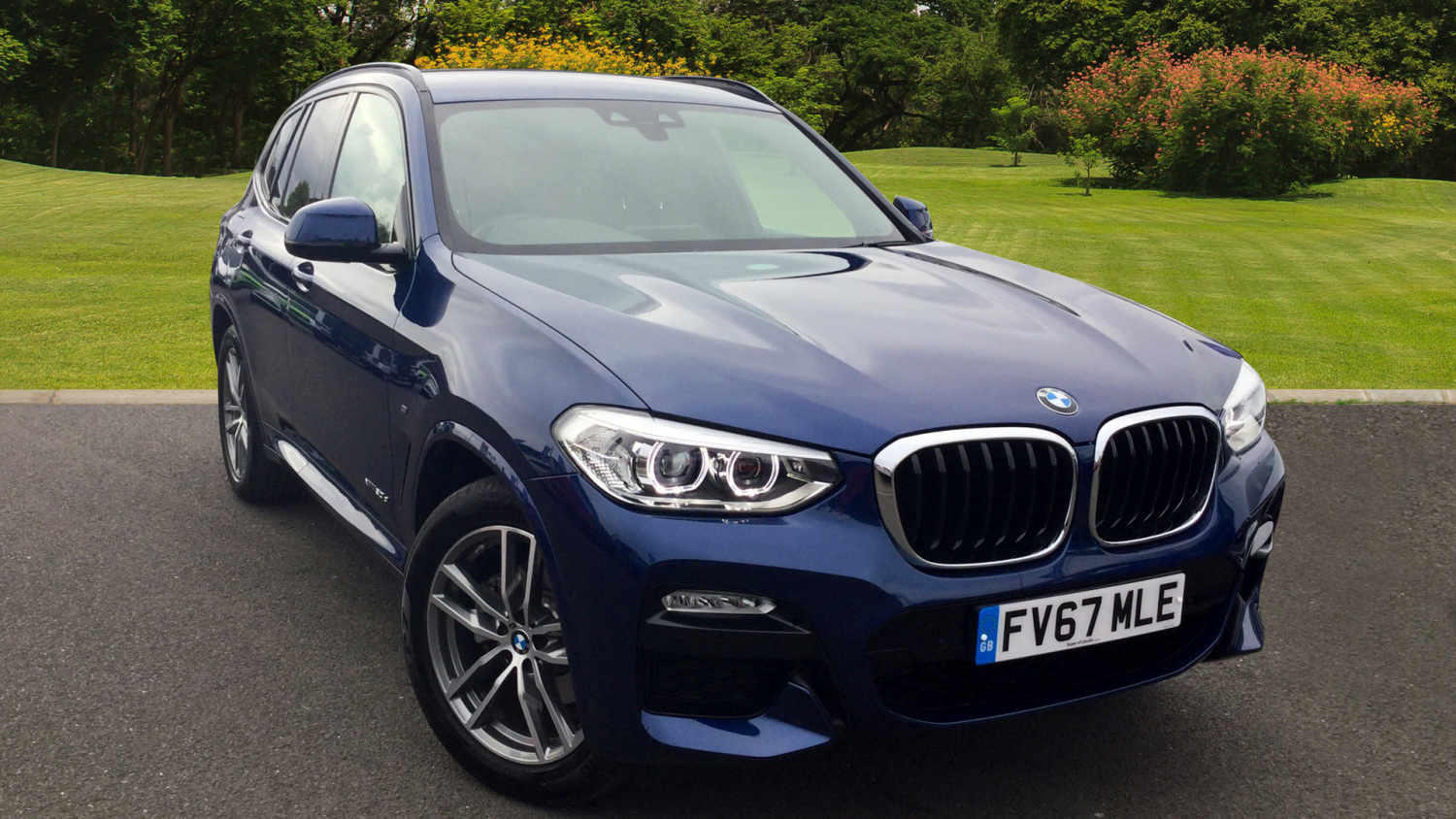 Used Bmw X3 Xdrive20d M Sport 5dr Step Auto Diesel Estate For Sale