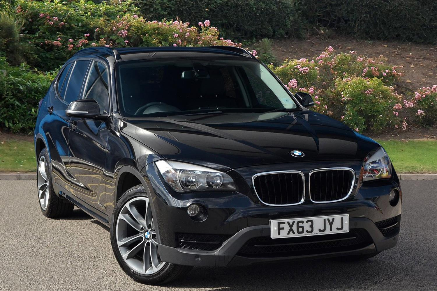 used bmw x1 xdrive 18d sport 5dr diesel estate for sale bristol street motors. Black Bedroom Furniture Sets. Home Design Ideas