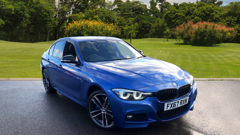 Buy Online Bmw 3 Series 335d Xdrive M Sport Shadow Edition 4dr Step